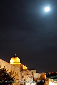 Al-Aqsa Mosque, East Jerusalem