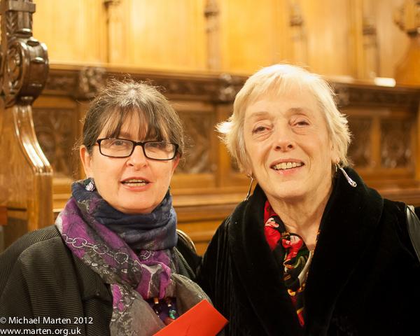 Dr Alison Jasper, Prof. Ann Loades